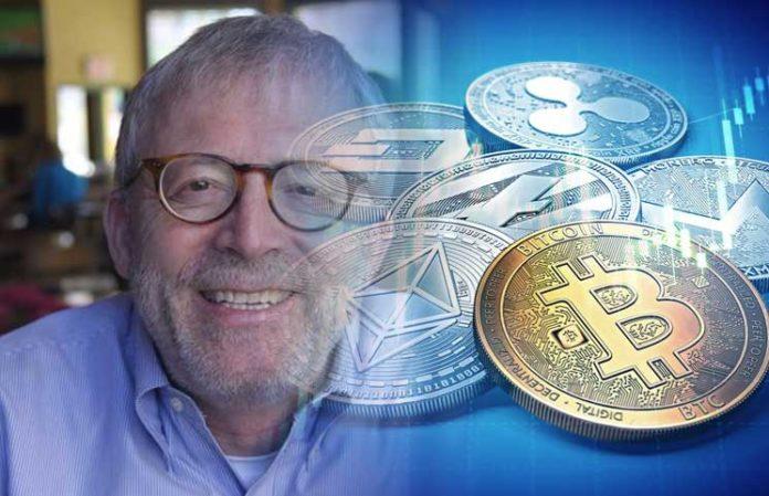 Питер Брандт считает что цена биткоина это лучший технический индикатор