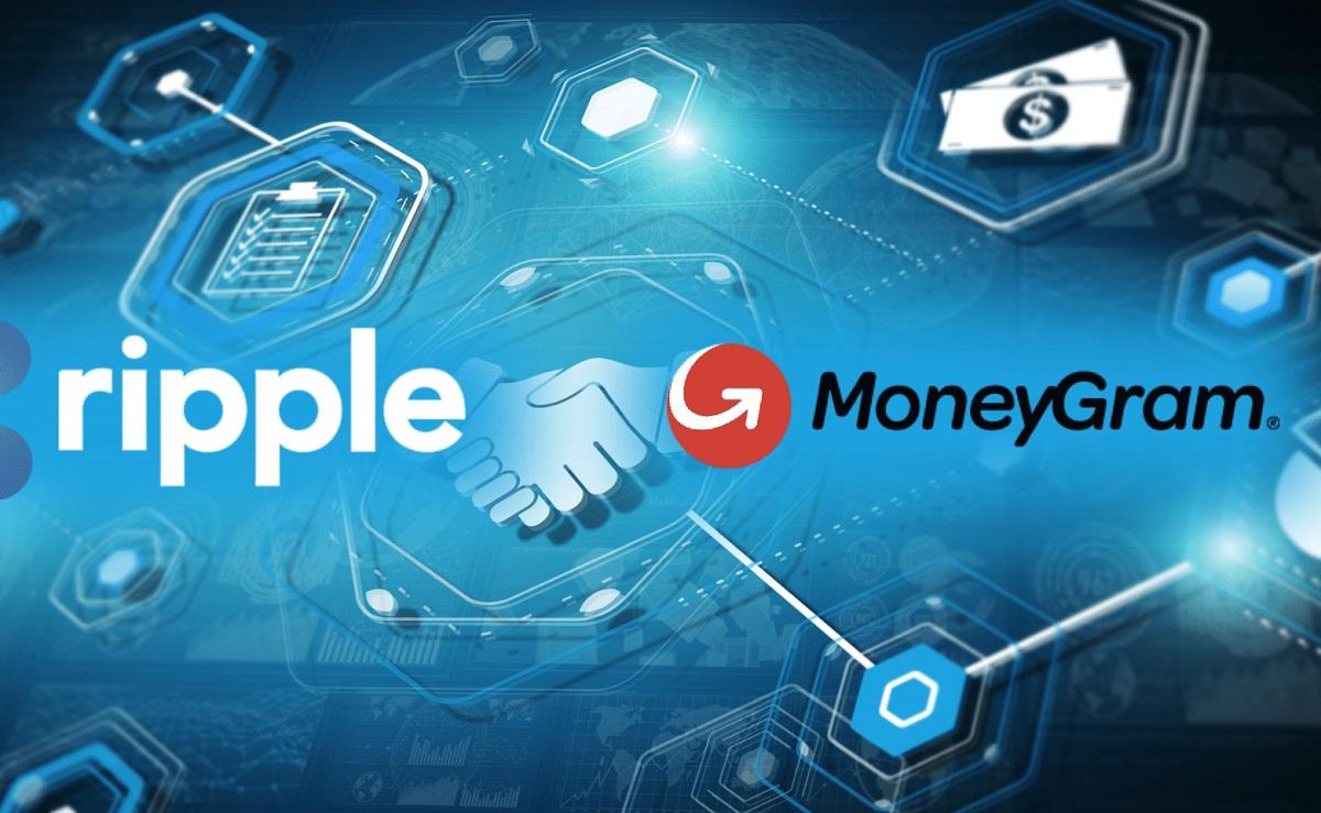Ripple инвестировал 11 миллионов долларов в сервис MoneyGram
