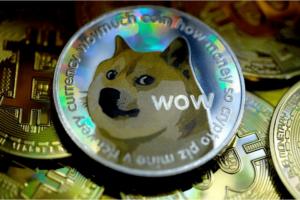 За сутки стоимость Dogecoin выросла на 87% и обновила максимум