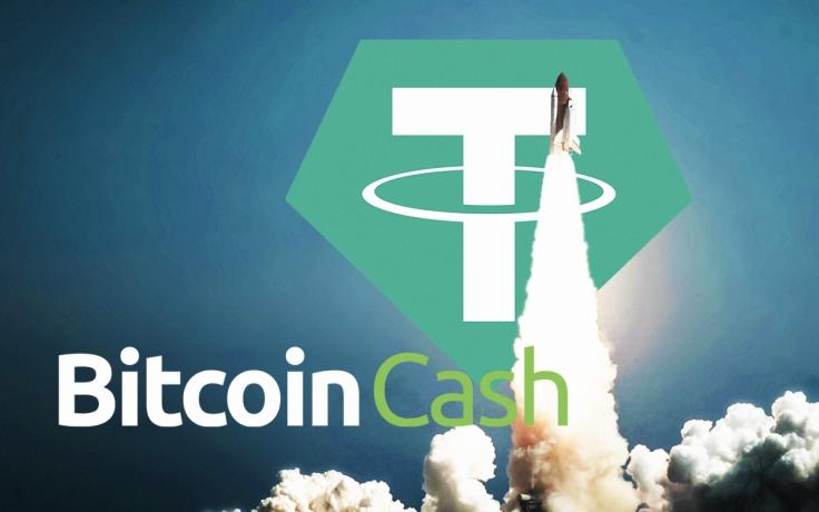 Роджер Вер: работа Tether будет основана на блокчейне Bitcoin Cash