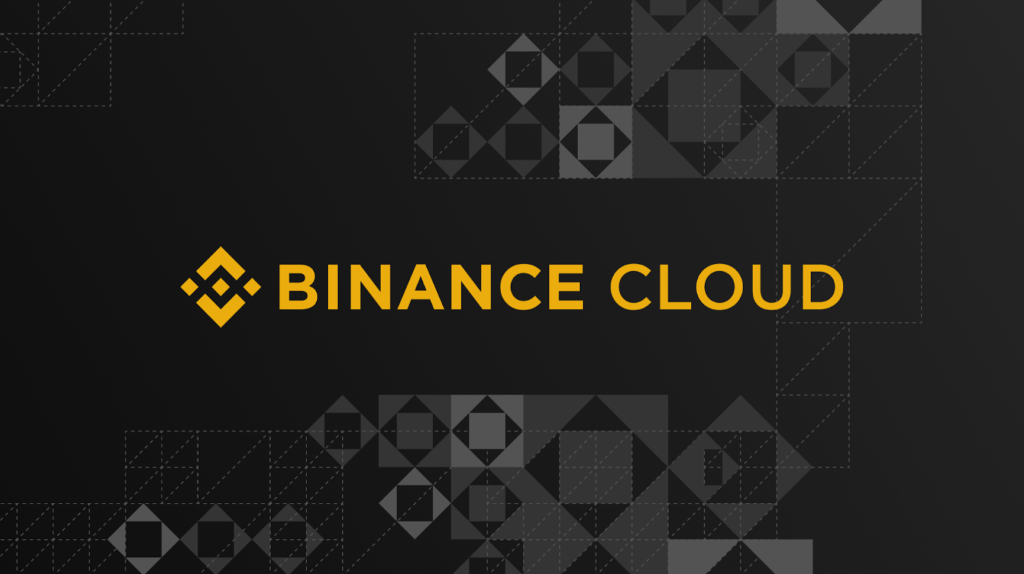 Запустился облачный сервис Binance Cloud, открывающий доступ к запуску собственных бирж