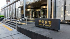 Банк Кореи намерен следить за криптотранзакциями через банковские счета