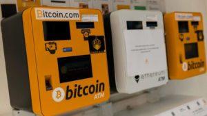 Число биткоин-банкоматов в мире превысило 10 000 единиц