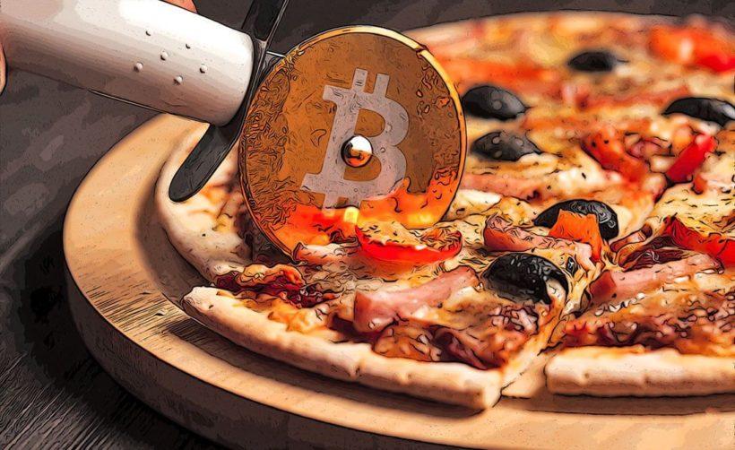 Ласло Хейниц намайнил 100 000 биткоинов и не меньше половины потратил на пиццу