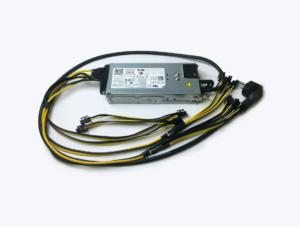 Блок питания для ASIC Antminer DELL D1200E-S0 80PLUS PLATINUM 1400W