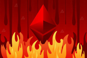 В сети Ethereum была замечена крупная реорганизация блоков