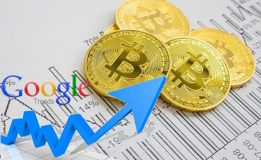 Google Trends: трафик по запросу «купить биткоин» рекордно вырос