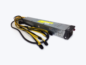 Блок питания для Antminer S9 HP HSTNS PR16-7001577-J000 PR19-DPS-2450AB PD16 80PLUS PLATINUM 2450W