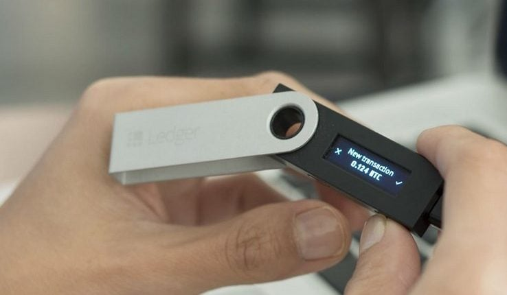 Ledger-Nano-S-обзор