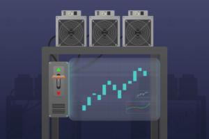 Майнить биткоин стало сложнее на 13%