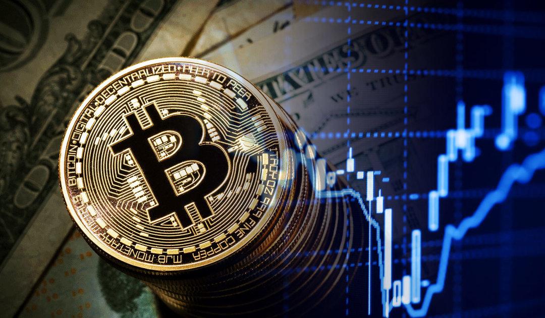 Цена биткоина поднялась выше $10 400 впервые с февраля месяца