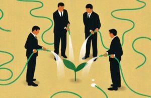 Вложения институциональных инвесторов в отраслевые сферы увеличились за год на 300%, сообщает Genesis Capital