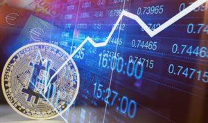Цена биткоина поднялась выше годового максимума, превысив $9000
