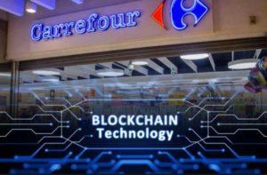 Продажи Carrefour возросли при переходе на новую блокчейн-систему
