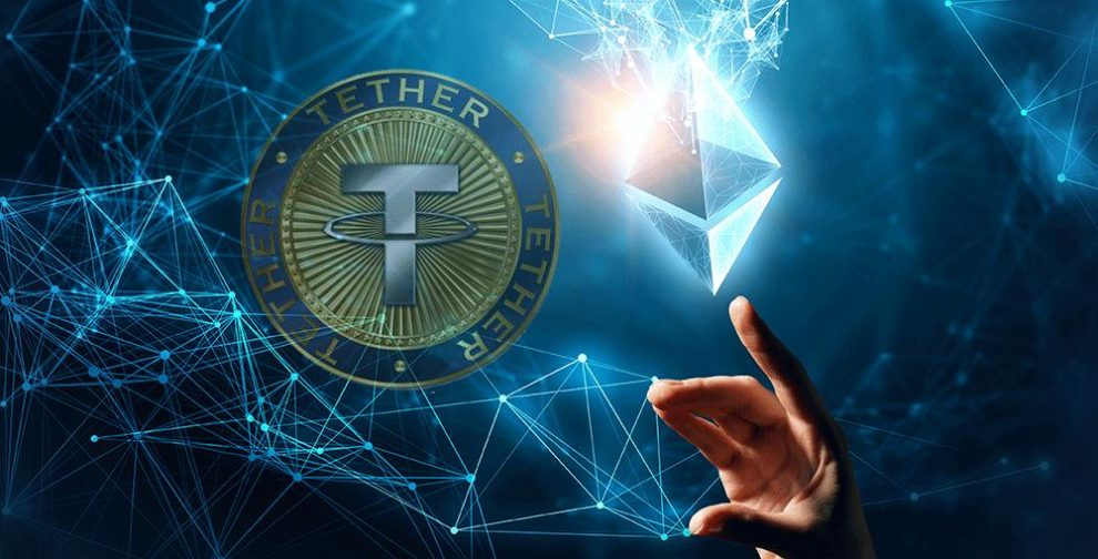 Tether скоро опередит Ethereum по капитализации, сообщает Bloomberg